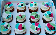 Cupcakes cumple