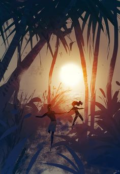 You, Me, Hawaii - by Pascal Campion (ok, let's go! ... says me ;)