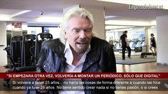 Resumen en vídeo de la entrevista que hicimos al fundador del grupo Virgin, Richard Branson, que publicamos en la revista de febrero de 2014 y en la que nos ofreció su experiencia y visión del mundo de la empresa y del emprendimiento.