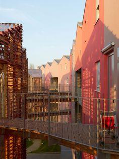 Projet Boréal, Tetrarc architecte 2015, Ile de Nantes