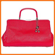 Sourpuss Clothing Cherry Bomb Purse Red - Top handle bags (*Amazon Partner-Link)