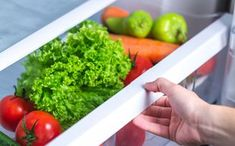 Fresh Vegetables, Refrigerator, Plastic Cutting Board, Healthy, Food, Adobe, Explore, Image, Products