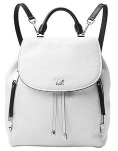 Michael Kors Evie Medium Backpack for Women Michael Kors Backpack 834c0263a7092