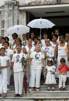 Las Damas de Blanco y el poder de la movilización