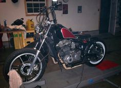 LTD454 Boober-Style