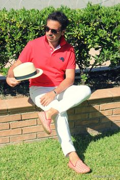 http://www.ilblogdelmarchese.com/ootd-11-agosto-2014/   #menstyle #menswear #ootd #ootddaily #outfitstyle #mensfashion #summer #menshoes #men #polo #menstrousers #menshats #menssunglasses #loafer #galet #pantonecolorwear #heaventwo #ilblogdelmarchese #fashionbloggeritalia