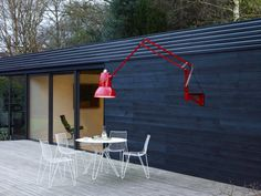 http://www.phomz.com/category/Desk-Lamp/ An Iconic Lamp Goes Giant for Outdoors - Design Milk