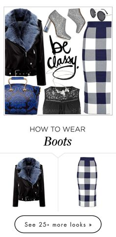 """""""Be classy!"""" by teoecar on Polyvore featuring La Bête, Whistles, L'Autre Chose, women's clothing, women, female, woman, misses and juniors"""