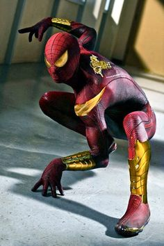 Iron Spider! Someone make this cosplay happen! - 10 Iron Man Cosplays