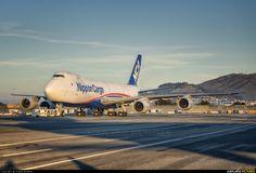 Nippon Cargo Airlines B747-8F (JA11KZ) at San Francisco - photo by Angelo Bufalino