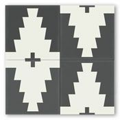 TILE | Black and Whi