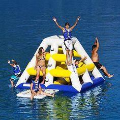 Inflatable Jungle Jim