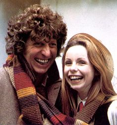 City of Death ~ Fourth Doctor (Tom Baker) and Romana II (Lalla Ward)