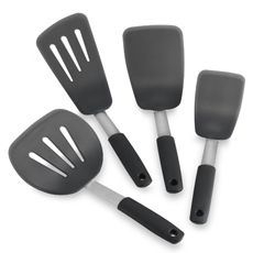 Oxo Good Grips® Silicone Flexible Turners - Bed Bath & Beyond