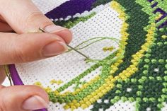 Gift Ideas: Cross-Stitch From the Heart
