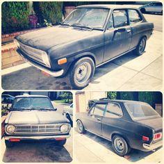 DAT Rare: 1971 Datsun 1200