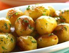 Batata assada recheada com carne moída - Ideal Receitas
