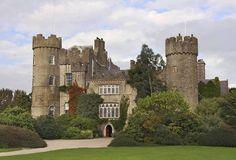 Castillo de Malahide, Dublín (iStock)