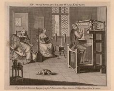 The art of stocking-frame-work-knitting, Bodleian Library