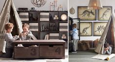 From Babies to Teens: 10 Inspirational Rooms for Your Kids