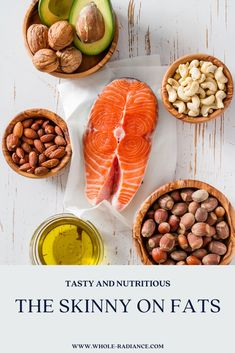 So are fats healthy for you, or not?! You may be surprised by the answer!