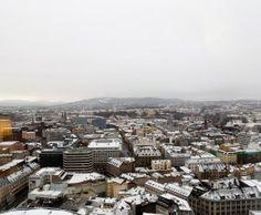 Radisson Blu Plaza Hotel, Oslo – Norwegen - Aussicht / View