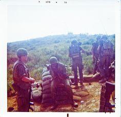 Photos of the vietnam War