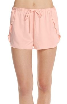 Make + Model 'Flirt With Me' Lounge Shorts available at #Nordstrom