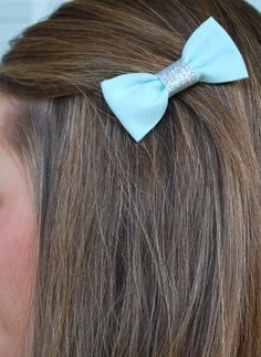 I've been wanting a hairbow for such a long time!