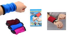 Carry your belongings easily whilst going for a run with this Set of 3 Wrist Wallets for only $5! #beirut #WristWallet
