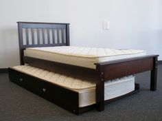 Twin bed for Dec