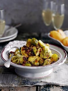 Cauliflower & Brussel Sprouts | Vegetable Recipes | Jamie Oliver