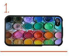 Paint iphone case