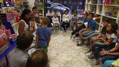 la importancia de la narración: leer escuchando