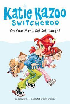 On Your Mark, Get Set, Laugh! #13 (Katie Kazoo, Switcheroo) by Nancy Krulik. $2.84. Publisher: Grosset & Dunlap (September 9, 2004). 84 pages. Author: Nancy Krulik