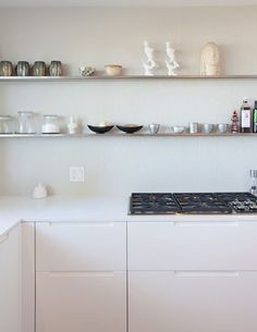 A Gallery of Minimalist Kitchens