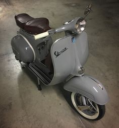 Vespa type N 1961 vintage
