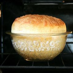 Peasant Bread - The World's Simplest Bread Recipe