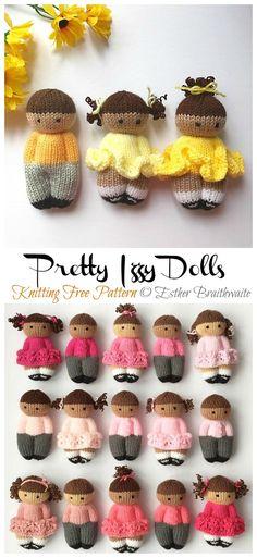 Baby Knitting Patterns, Crochet Dolls Free Patterns, Knitting Ideas, Scarf Patterns, Knitting For Charity, Easy Knitting, Knitting Yarn, Crochet Gratis, Free Crochet