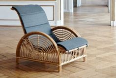 Rattan Paris Chair with Cushion | Absolute Home