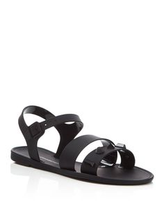 French Connection Juno Jelly Flat Sandals