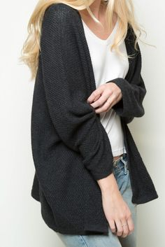 Brandy ♥ Melville   Caroline Cardigan - Cardigans - Sweaters - Clothing