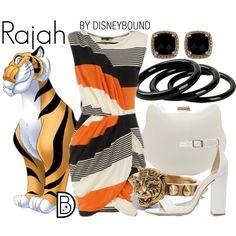 Disney Bound - Rajah                                                       …