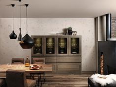 Eco Interiors design and fit high quality German built kitchens in Dublin and surrounding counties, large range of contemporary and tradition styles available. German Kitchen, Ceiling Lights, Traditional, Contemporary, Interior Design, Table, Furniture, Dublin, Home Decor