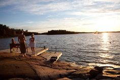 Summer in Särkisalo, Finnish Archipelago by Visit Finland, via Flickr