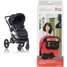Britax Affinity Stroller Black with Color Pack and Stroller Organizer, Black  http://www.babystoreshop.com/britax-affinity-stroller-black-with-color-pack-and-stroller-organizer-black/