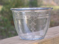 Still Need These for my collection!!!  Philbe Fire King Depression Glass - Fire King Oven Glass Fruit Cup