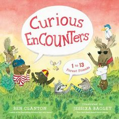 An-original-and-creative-approach-to-a-32-page-counting-book-from-1-to-12-that-features-PNW-critters Children's Book Awards, Book Maker, Counting Books, Pile Of Books, Learn To Count, Kids Laughing, Making A Movie, Curious Creatures, Forest Friends