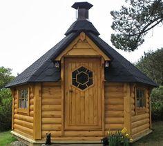 Lovely DIY TINY HOME CABIN KITS on Pinterest Diy Cabin