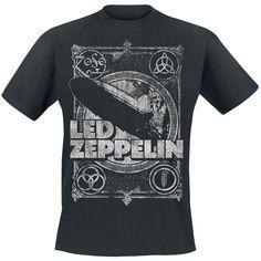 Shook Me - T-Shirt Manches courtes par Led Zeppelin